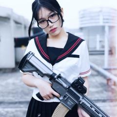 少女与HK416