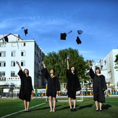 毕业季拍摄