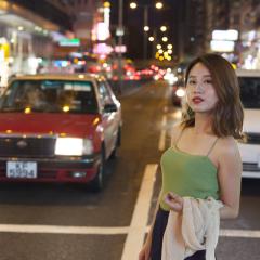 香港人像街拍